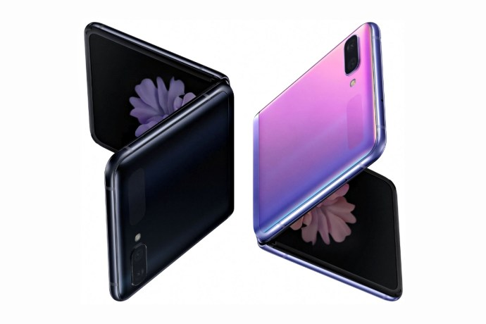 Samsung Galaxy Z Flip Header