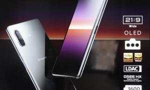 Sony Xperia 10 Ii Leak Bild