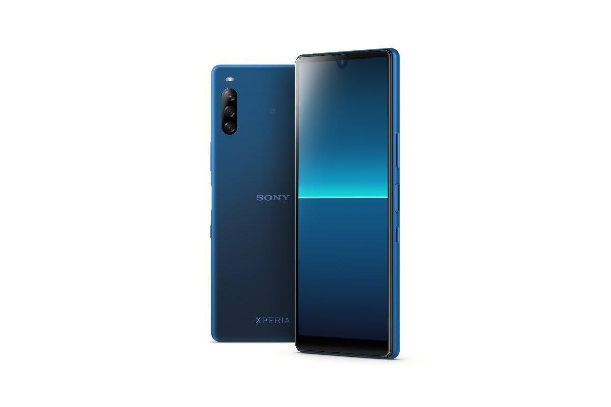 Sony Xperia L4 Blau