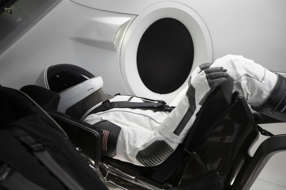 Spacex Header