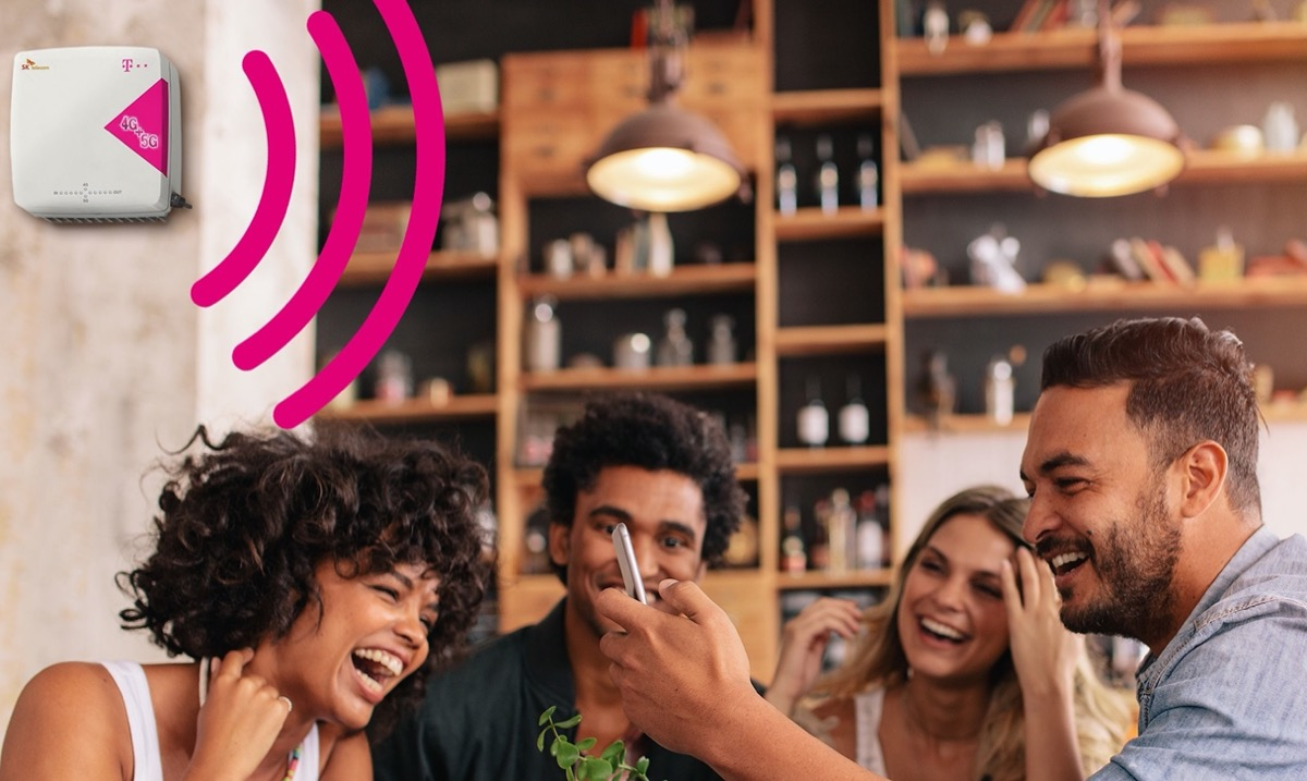 Telekom 5g Repeater Test
