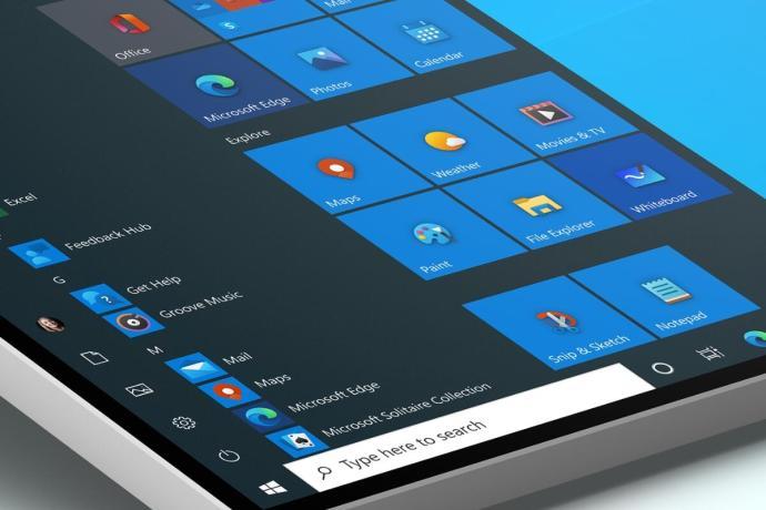 Windows Icons Header