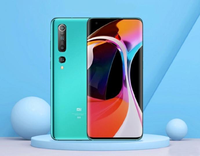Xiaomi Mi 10 Green