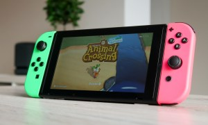 Animal Crossing Switch Header