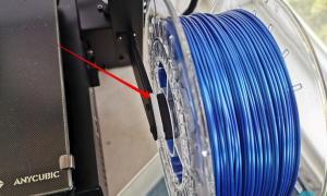 Anycubic Mega S Spool Halter Fix Links