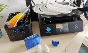 Anycubic Mega S Test Drucke
