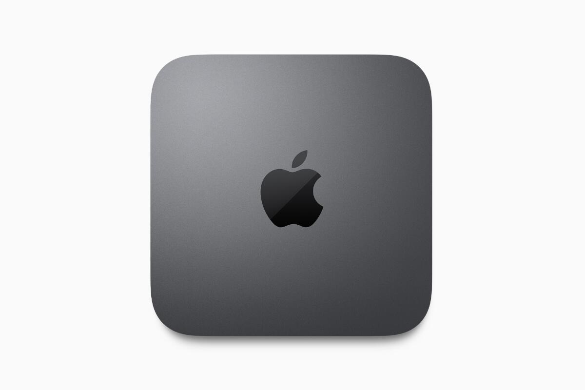 Apple Mac Mini Header