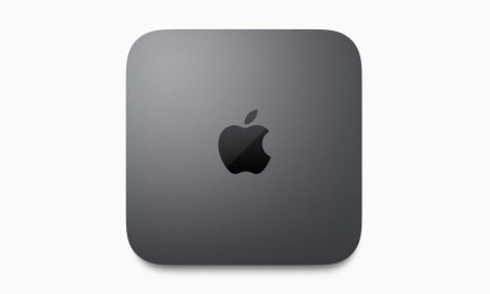 Apple Mac Mini Header