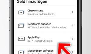 Apple Pay N26 Einzahlen