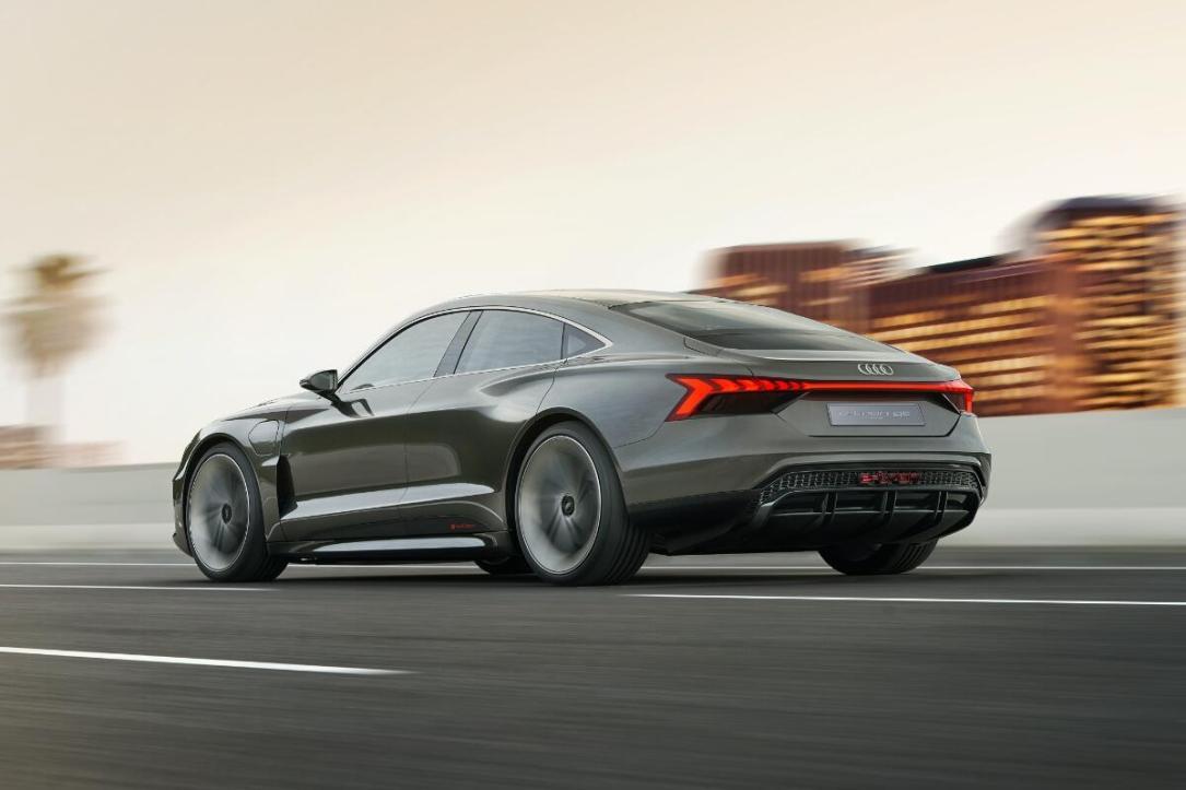 Audi E Tron Gt Back Header