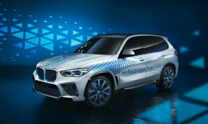 Bmw I Hydrogen Next Front