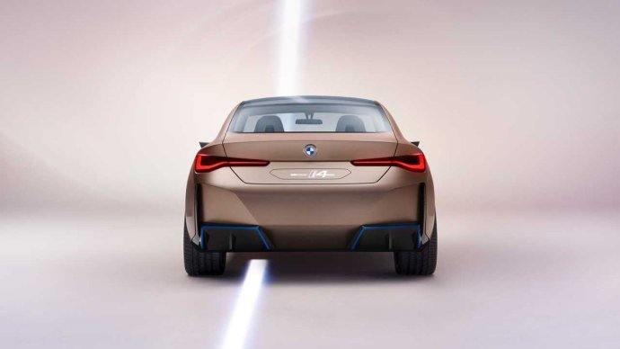 Bmw I4 Leak Back