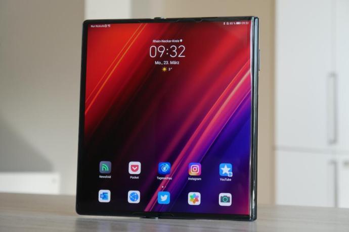 Huawei Mate Xs Test3