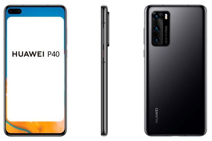 Huawei P40 Presse2