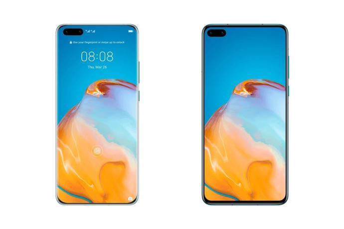 Huawei P40 Und Pro Bild