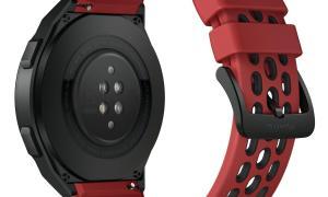 Huawei Watch Gt2e Red (2)