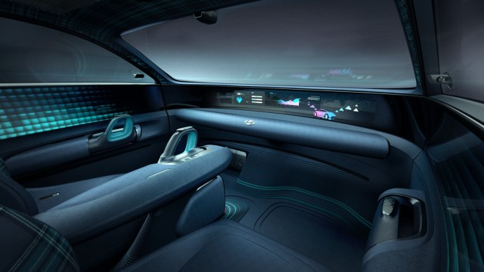 Hyundai Prophecy Interior