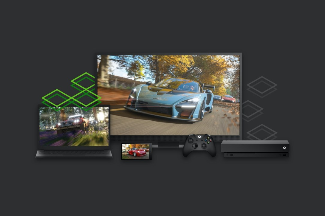 Microsoft Xbox Xcloud Header