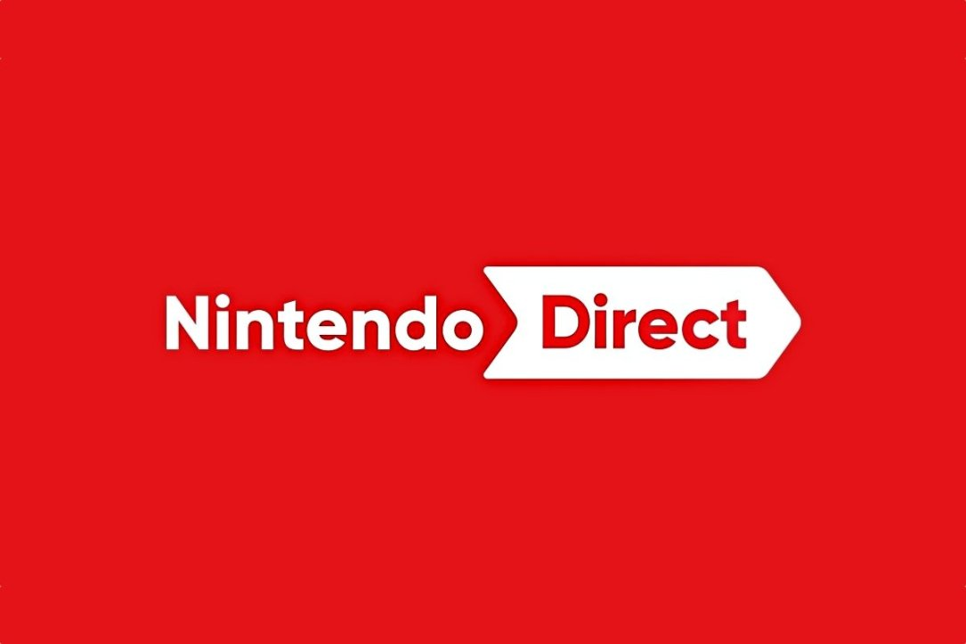 Nintendo Direct Logo Header