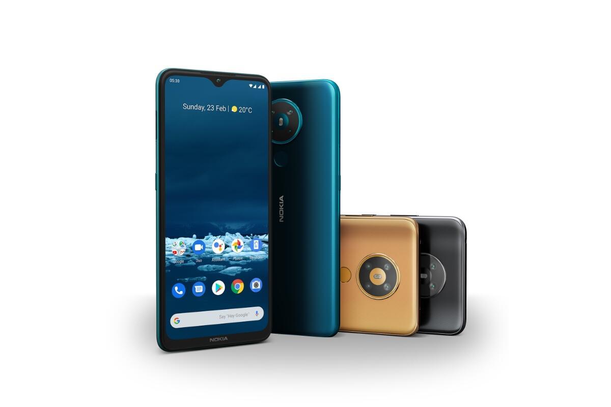 Nokia 5 3 Header