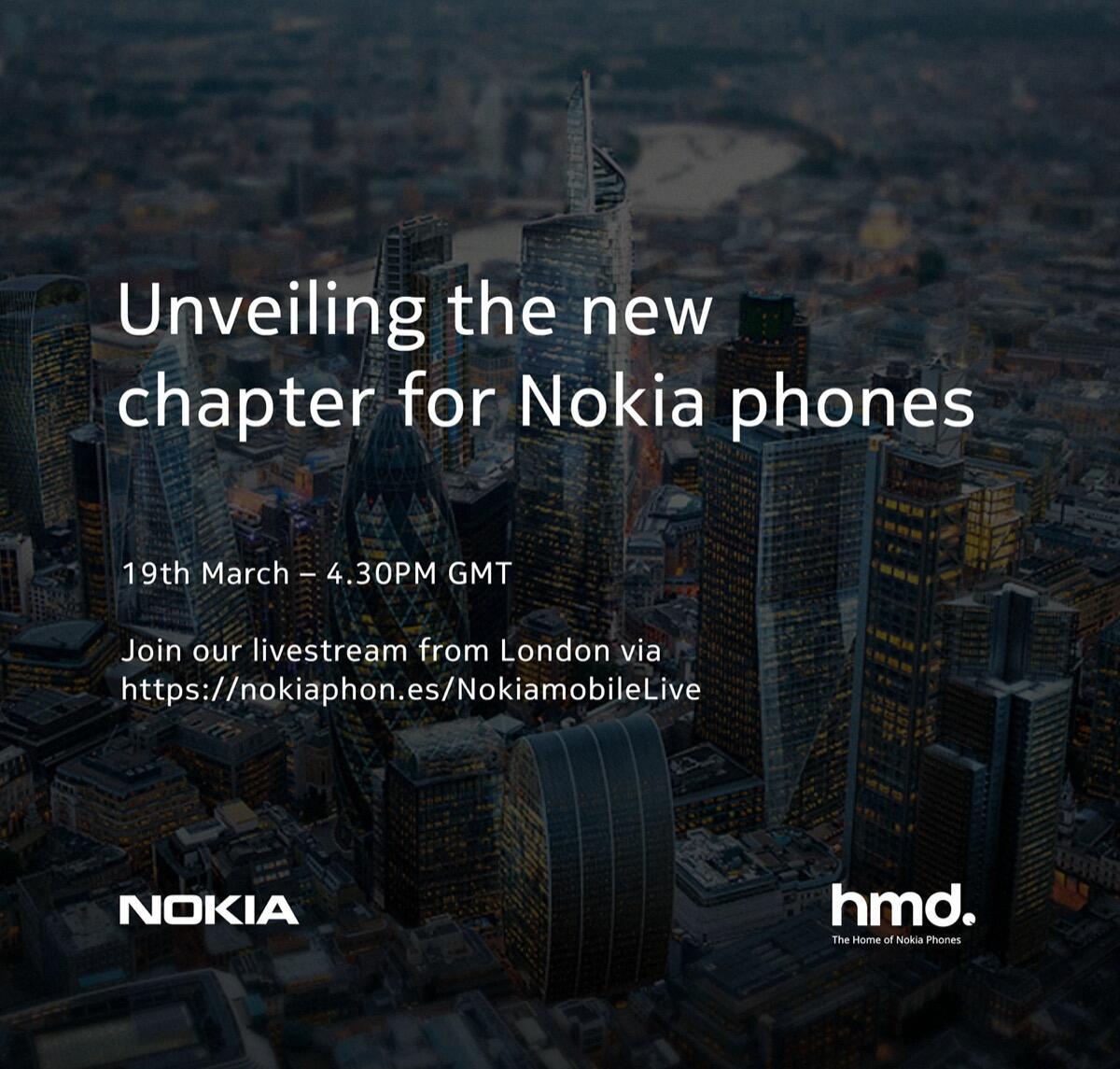 Nokia Event 2020