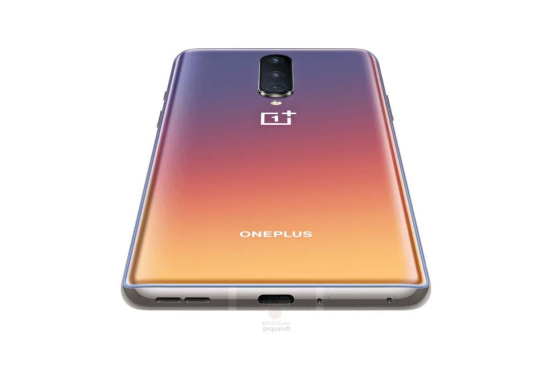 Oneplus 8 Glow Leak