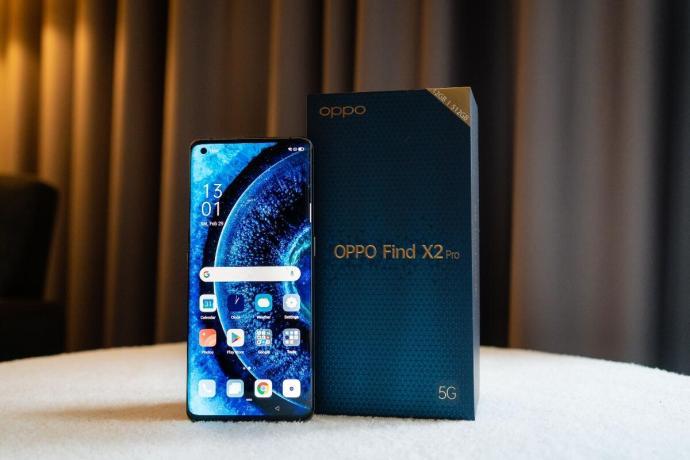 Opo Find X2 Pro Box