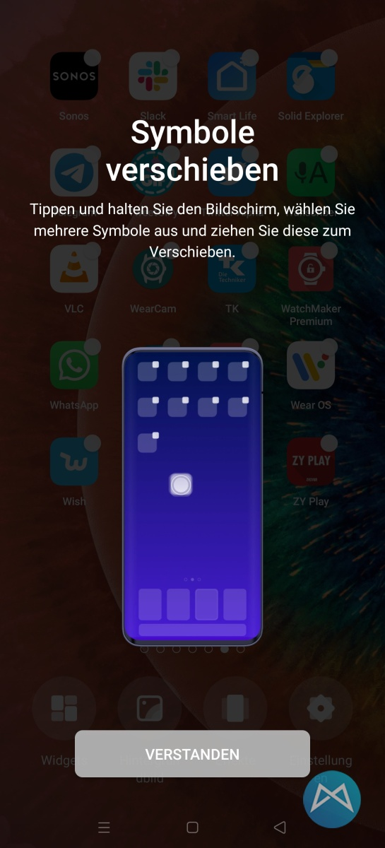 Oppo Find X2 Pro Launcher