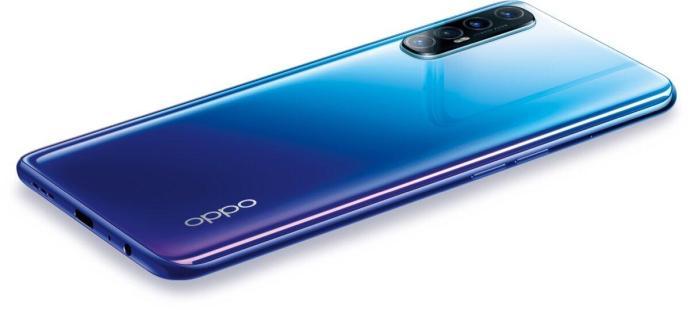 Oppo Reno 3 Pro Back