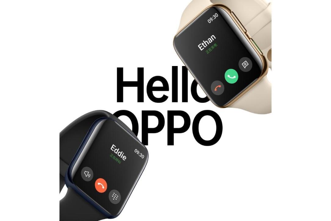 Oppo Watch Teaser