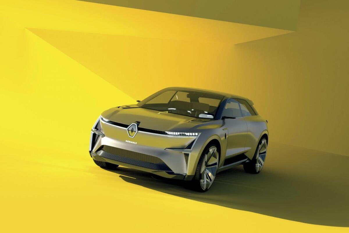 Renault Morphoz Header