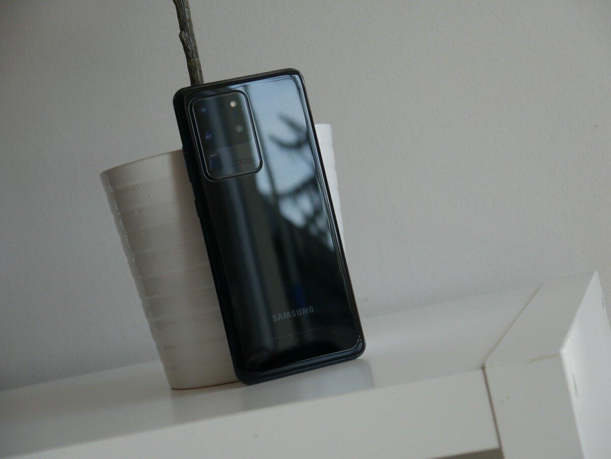 Samsung Galaxy S20 Ultra Test1