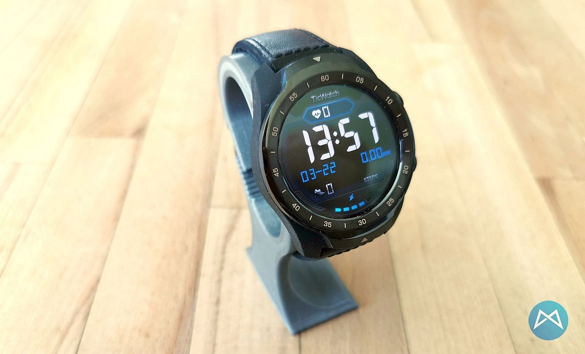 Ticwatch Pro 2020 Watchface