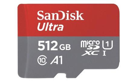 512 Microsd Sandisk