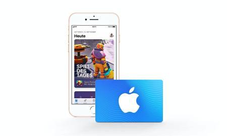 Apple App Store Karte Itunes Header