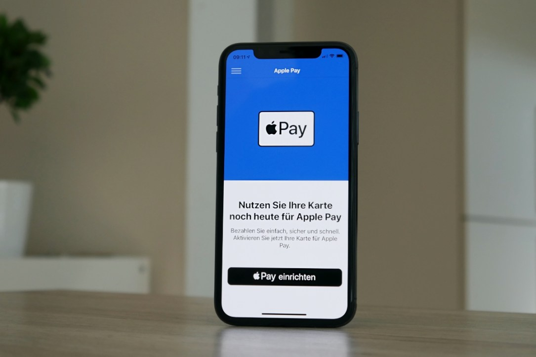 Apple Pay Volksbanken