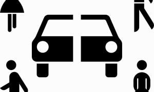 Carsharing Sinnbild