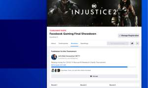 Facebook Gaming Tournaments 3