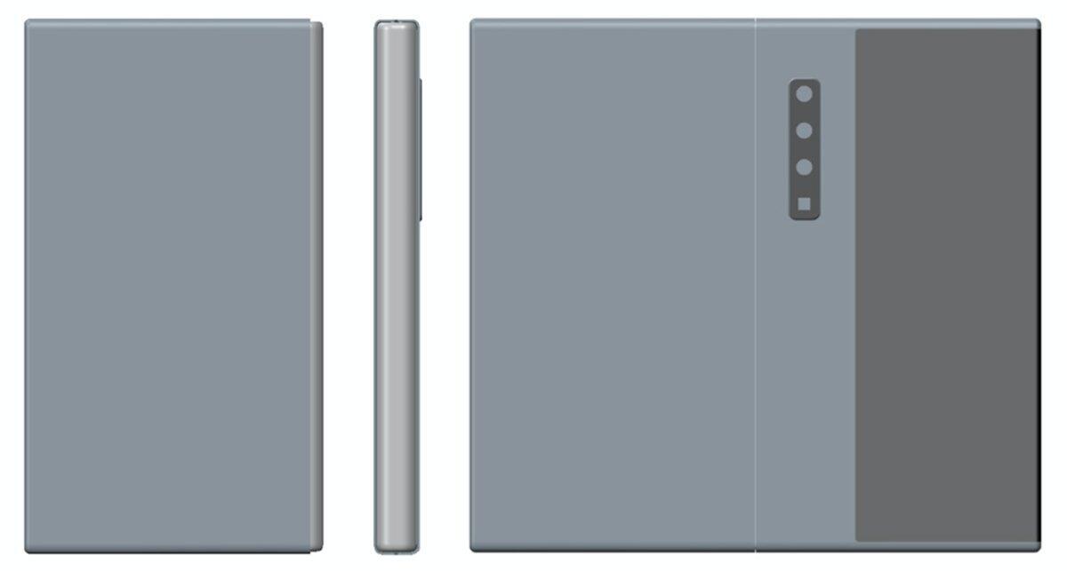 Huawei Mate X2 Patent2