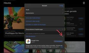 Ipad Pro App Updates