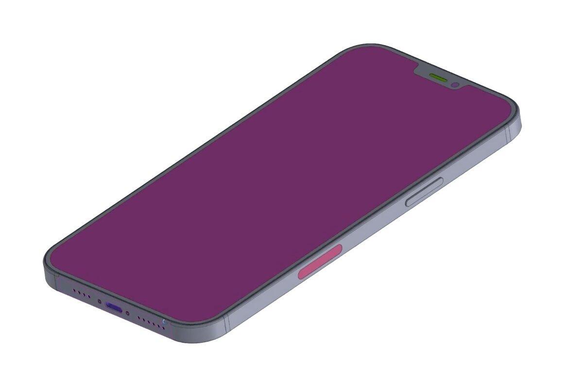 Iphone 12 Pro Cad