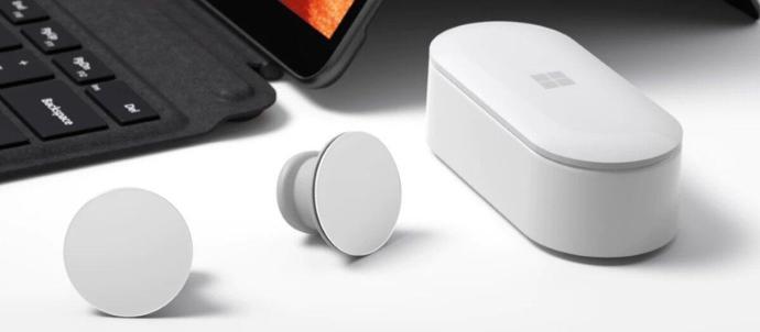 Microsoft Surface Earbuds Breit