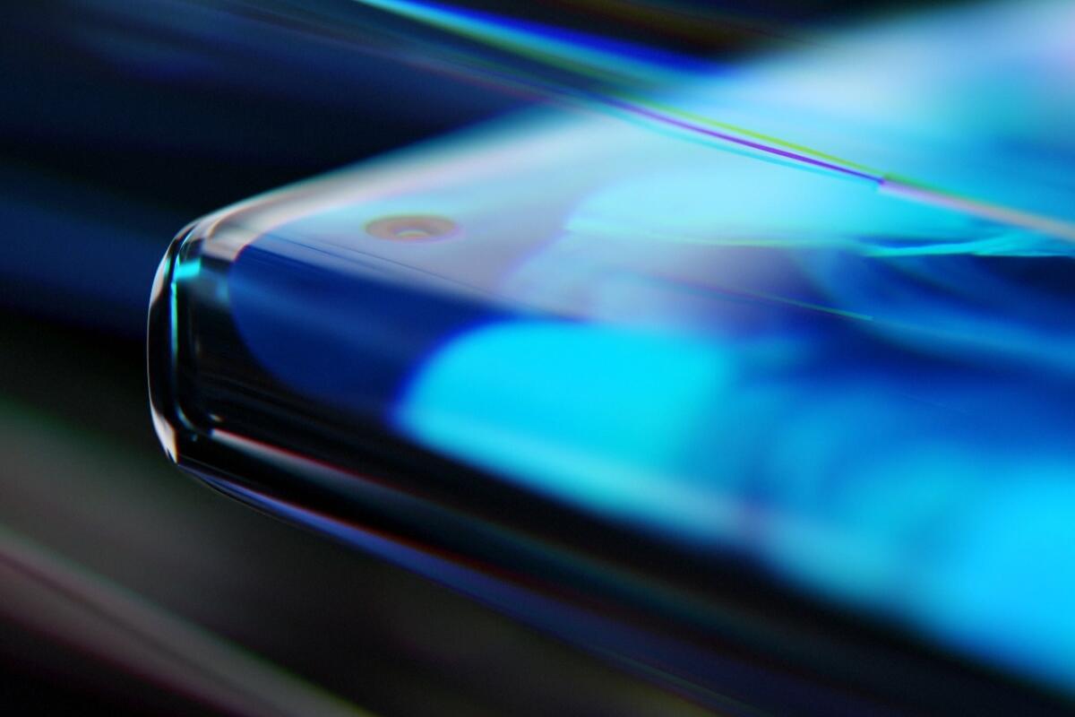 Motorola Edge Plus Detail