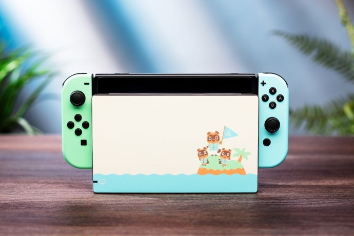 Nintendo Switch Not Animal Crossing