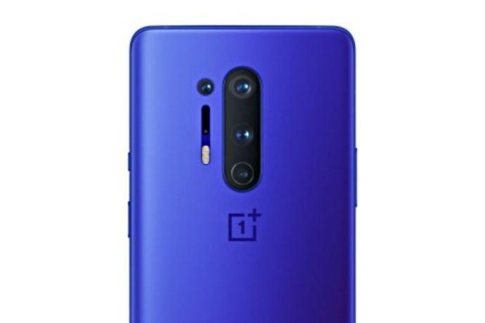 Oneplus 8 Pro Blau Leak