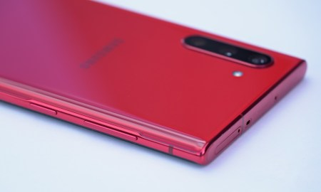 Samsung Galaxy Note 10 Rot Header