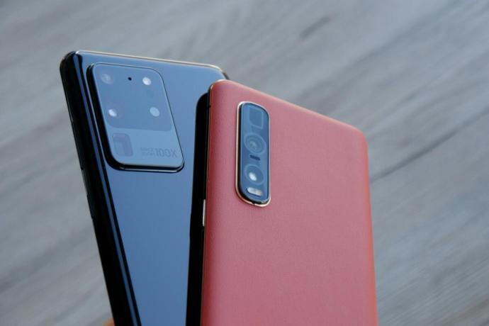 Samsung Galaxy S20 Ultra Oppo Find X2 Pro Test3
