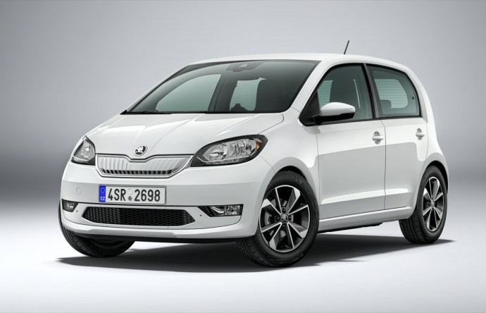Skoda Citigoe Iv Best Of 5