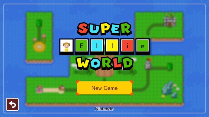Super Mario Maker 2 Update1