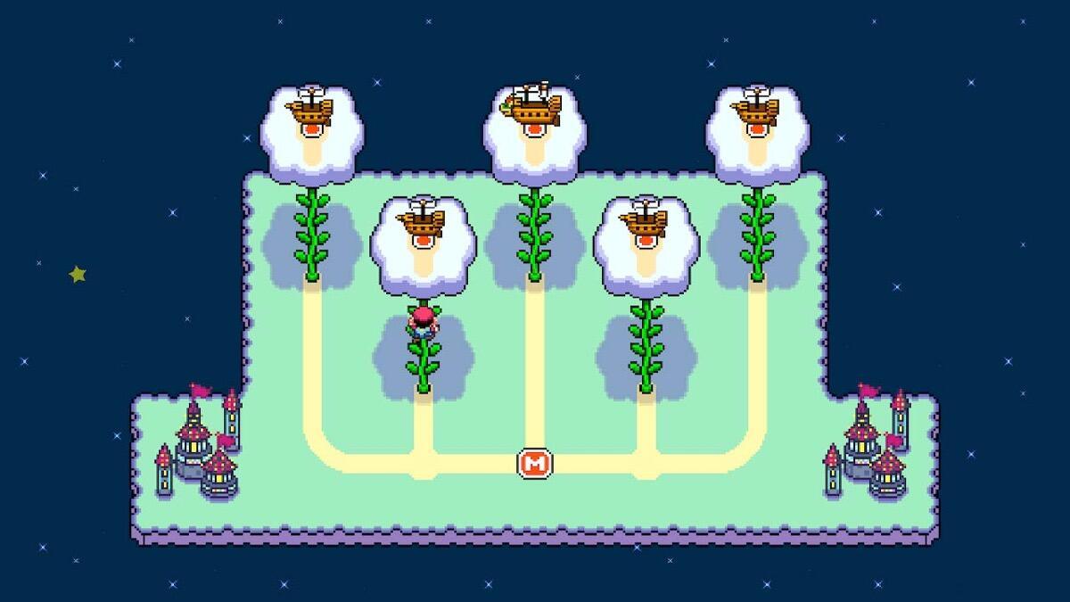 Super Mario Maker 2 Update2